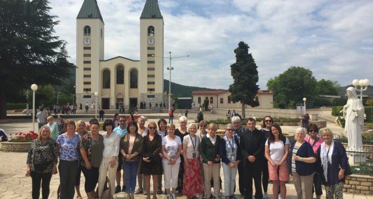 COTE Pilgrimage to Medjugorje