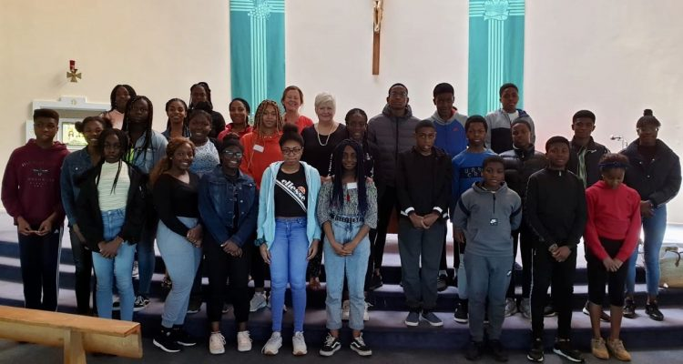 COTE with the African Chaplaincy in Dublin – July 2019